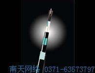武汉长飞GYTA53+33(333),A护套纵包钢带钢丝铠装光缆。