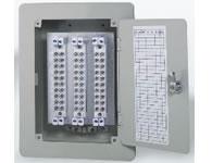 XFO-198C壁掛電話分線箱 詳細參數見公司網站介紹>>