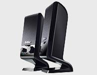 漫步者音箱 R10U 漫步者R10U USB供电迷你小音
