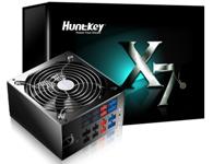 航嘉电源|X7-900 额定900W,通过80Plus银牌认证