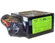 多彩电源 | DLP-550A 足350W输出,支持中高端游戏平台及服务器。 全电压(90V~264V)主动PFC设计,功率因数最高0.99(MAX=1),全世界通用