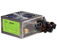 多彩电源 | DLP-600A [高端游戏平台首选 沉默中爆发的力量] 最新INTEL2.31规范设计,符合能源之星4.0、80+规范。是业内转换效率最高的电源