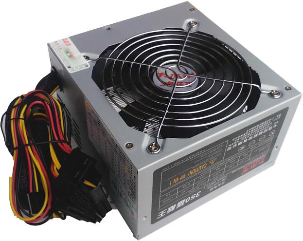 大水牛电源 | PP345CBW 额定240W电源,峰值340W;采用0.8MM 高品质电解板外壳,防辐射、保护更周到