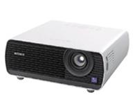 "SONY  VPL-EX120  3LCD系统,0.63""(16.0毫米)x3,BrightEra无机液晶板,纵横比:4:3, 有效像素:2,359,296(1024x768x3)像素"