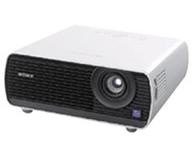 "SONY  VPL-EX175 3LCD系统,:0.63""(16.0毫米)x3,BrightEra无机液晶板,纵横比:4:3, 有效像素:2,359,296(1024x768x3)像素"