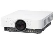 "SONY  VPL-F500X   3LCD系统 ,有效的显示尺寸:0.79""(20.1毫米)x3,BrightEra 无机液晶板,横纵比:4:3,有效像素:2,359,296(1024x768x3)像素"
