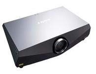 SONY  VPL-FE40  3LCD,单镜头投影系统,0.79英寸TFT Sony无机液晶板(BrightEra) 4,410,000 (1400x1050x3)像素