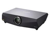 SONY   VPL-FW41  3LCD单镜头投影系统, 0.75英寸TFTSony无机液晶板(BrightEra)3,072,000(1280*800*3)像素