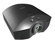 SONY  VPL-HW15 3片 SXRD芯片/单镜头投影系统,0.61英寸(15.4mm)SXRD面板,6,220,800(2,073,600*3)像素