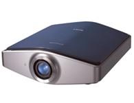 SONY  VPL-VW200   3片 SXRD 芯片/高清晰度镜头, 3片 0.61 英寸的高速度 SXRD芯片 (1920x1080)