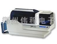 斑马P330i  高速印卡,每小时可打印144张单面彩色卡片(YMCKO),16MB标准图形内存