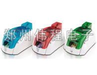Evolis pebble4 彩色升华及单色热转印,单色打印色带节省功能,打印速度150张/小时,全彩色[YMCKO]  ·