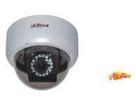 大華紅外防暴半球型網絡攝像機
