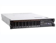 IBM System x3650 M3 外形/高度 机架式/2U 处理器(最大) 最多 2个 3.46GHz 六核(3.60GHz 四核)英特尔® 至强® 5600系列处理器,采用 QuickPath Interconnect 技术 处理器数量(标配/最大) 1/2 缓存(最大) 高达 12MB 三级缓存 内存