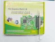 西霸PCI-E并口卡