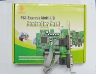 西霸PCI-E串口卡