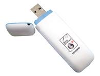 华为 ET302  设备类型:移动3G上网卡 网络类型:3G:TD-SCDMA,TD-HSDPA 数据传输:下行最大2.8Mbps 上行