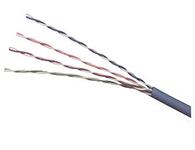安普 超五类非屏蔽电缆6-219507-4