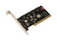 西霸 FG-SA31242-4IR-A2 PCI转SATA II阵列卡(4口)