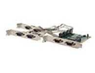 西霸 FG-PIO9845-6S PCI转RS-232串口扩展卡 (6S)