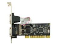 西霸 FG-PMIO-V3T-0002S-1 PCI转RS-232串口扩展卡 (2S)