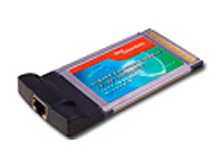 西霸 SD-CGLAN8169 PCMCIA笔记本千兆以太网卡