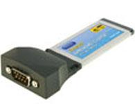 西霸 FG-XMIO-VB1-E002S-1 ExpressCard双串口转接器(PCI-E界面)