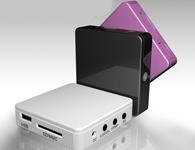 朗强 LHD50 HDD PLAYER 新一代RMVB播放器
