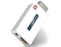 朗强 LKV6000MINI WII转HDMI 高清视频转换器