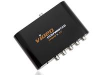 朗强 LKV7611 YPbPr转CVBS S-Video转换器