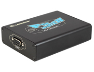 朗强 LKV8000 PSP转HDMI转换器