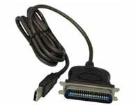 宇泰 USB转并口转换器