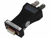 宇泰 无源rs232光纤转换器