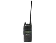 摩托罗拉CP1300 手台 通讯频道:99个 频率范围:136-174MHz,403-446MHz 产品功率:1-4W(UHF),1-5W