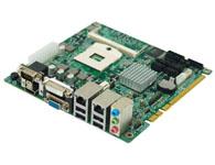 华北工控 MITX-6922 基于Intel QM67 芯片组的Mini ITX主板 采用Intel QM67/QM77芯片组,支持第二/三代i7/i5/i3处理器
