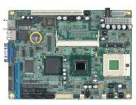 华北工控 EMB-5870 高性能低功耗嵌入式主板  支持Intel Mobile Merom核芯处理器,板载Micro-FCBGA或FCPGA