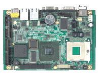 华北工控 EMB-4850 EPIC规格主板 支持Intel Core 2 Duo处理器 Intel 945GM 集成显示控制器,支持VGA、LVDS、TV-OUT输出 Realtek ALC8887.1声道高保真音效