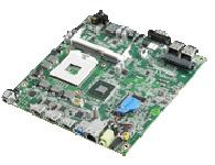 研华 AIMB-201DS Intel Core i7/i5/i3/Celeron uFC-PGA988 Mini-ITX with 3 HDMI(CEC)/CRT, 1 COM, Single LAN
