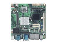 研华 AIMB-210 Intel ATOM Mini-ITX工业主板支持 VGA/LVDS、6个COM和双千兆网口