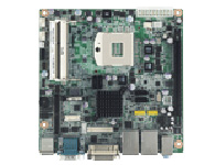 研华 AIMB-270 Intel  Core i7/i5/Celeron Mini-ITX主板,VGA/2DVI/LVDS, 6 COM, 双LAN, PCIe x16