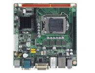 研华 AIMB-280 Intel Core i7/i5/i3/Pentium Mini-ITX主板,带VGA/DVI, 2个COM口, 双千兆网口, PCIex 16