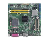 研华 AIMB-562 KIOSK LGA 775 酷睿? 2 MicroATX主板,支持VGA/LVDS双显, 10 COM口, 千兆网口