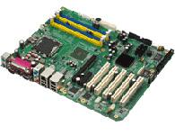 研华 AIMB-762 IMB-762 支持LGA775 奔腾 D/奔腾 4/赛扬 D 处理器工业级ATX母板支持DDR 2/PCIe/双千兆网络端口
