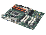研华 AIMB-780 Intel Core i7/i5/i3/Pentium/Xeon,带 DVI/VGA接口, 4个COM口, 双千兆网口, DDR3