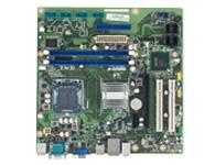 研华 AKMB-G41 Intel Core 2 Quad LGA 775 MicroATX with CRT, 6 COM, Single LAN