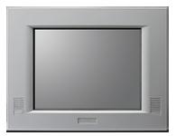 研华 PPC-125T 12寸彩色TFT LCD显示屏和Intel  Core 2 Duo处理器的平板电脑,支持多媒体设备、各种接口,可用于各种应用