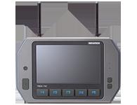 研华 加固型便携式工业计算机 TREK-743 移动数据终端