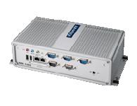研华 高性能无风扇嵌入式工控机 ARK-3360L 高效Intel Atom N450/D510无风扇嵌入式工控机,支持丰富I/O