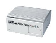 研华 高性能无风扇嵌入式工控机 ARK-3400 经济高效的Intel  Celeron  M 嵌入式工控机,2个PCI扩展槽和多个I/O接口
