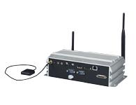 研华 车载/监控无风扇嵌入式工控机  ARK-VH200 高性能Intel Atom 无风扇移动式DVR解决方案